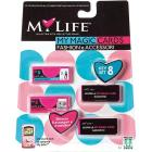 My Life Magic Cards Fashion e Accessori (N01816)