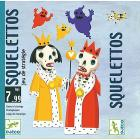 Squelettos. Gioco carte strategico (DJ05107)