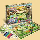 Creo gioco e coloro i dinosauri 107