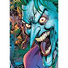 Puzzle Joker Crazy Eyes - 1000 pezzi - DC Universe