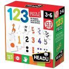 123 Puzzle. Numeri e quantità (IT21093)