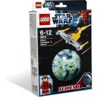 LEGO Star Wars - Naboo Starfighter & Naboo (9674)