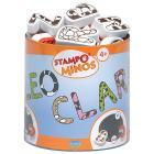 Stampo Minos - Lettere Maiuscole
