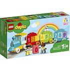 Treno dei numeri - Impariamo a contare - Lego Duplo Mattoncini (10954)