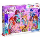 Puzzle 104 Winx