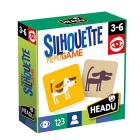 Silhouette Memo game (IT21123)