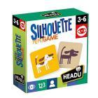 Silhouette Memo game (IT21123)