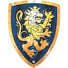 Spada cavaliere blu/oro (113LT)
