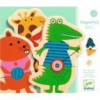 Belty Animali magnetici in legno (DJ03114)
