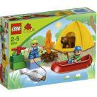 LEGO Duplo - Campeggio sul lago (5654)