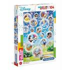 Disney Classic 104 pezzi (27119)