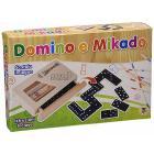 Domino e Mikado 41 Pezzi in legno