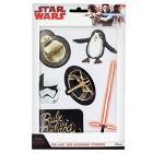 Star Wars The Last Jedi Acessory Stickers