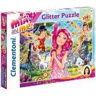104 pezzi Glitter Mia and Me (20120)
