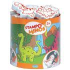 Stampo Minos - Dinosauri