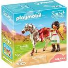 Solana con cavallo Spirit II (70123)