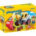 Playmobil Escavatore 1.2.3
