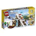 Vacanza invernale modulare - Lego Creator (31080)