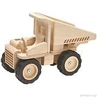 Dump Truck camion in legno (6125)
