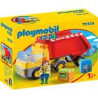Playmobil Camion del cantiere 1.2.3
