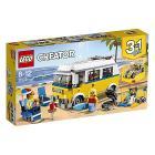Surfer van giallo - Lego Creator (31079)