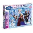 Puzzle Brilliant Frozen 104 Pezzi (20127)