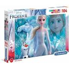 Puzzle 104 2 Frozen 2 (27127)