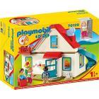 Playmobil Casa con famiglia 1.2.3