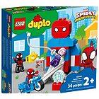 Il quartier generale di Spider-Man - Lego Duplo Super Heroes (10940)