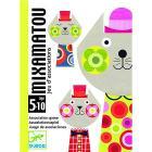 Mixamatou - Gioco di carte (DJ05130)