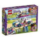 Il veicolo delle missioni di Olivia - Lego Friends (41333)