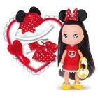 Bambola I Love Minnie con impermeabile