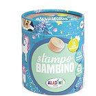 Stampo Bambino Unicorno (ALD-BA31)