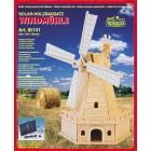 Mulino a vento II con pannello solare