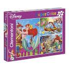 Sirenetta Puzzle 3x48 pezzi (25131)