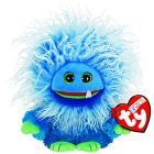 Peluche Fang - Frizzy Blu 15 cm Beanie Boo (37132)
