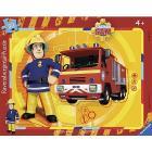 Sam il pompiere A Puzzle Incorniciato (06132)