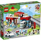 Autorimessa e Autolavaggio - Lego Duplo Town (10948)