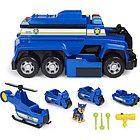 Paw Patrol Mega Camion della Polizia 5 in 1 di Chase con Luci ed Effetti Sonori (6058329 )