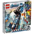 Battaglia sulla torre degli Avengers - Lego Super Heroes (76166)