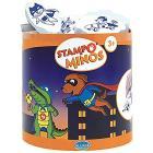 Stampo Minos Supereroi (ALD-T39)