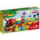 Il treno del compleanno di Topolino e Minnie - Lego Duplo Disney (10941)