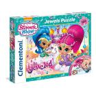 Puzzle 104 Jewels Shimmer and Shine  (20143)
