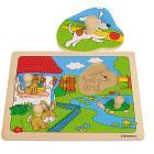 Puzzle Pomelli Animali Domestici (10146)