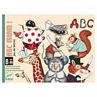 ABC Miam (DJ05147) Lettere e parole