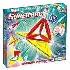 Supermag Tags Primary 35 pezzi Gioco di Costruzioni Magnetico (94927)