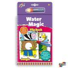 Colora con l'acqua Flip Book