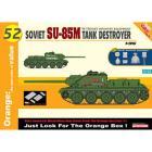 Carro Armato SOVIET SU85M TANK DESTROYER 1/35 (DR9152)