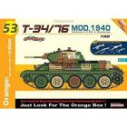 Carro Armato T-34/76 MOD. 1940 1/35 (DR9153)
