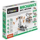 Stem Mechanics: Gears E Worm Drives (094177)